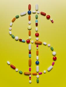 Dollar Sign Pills