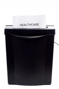 Healthcare Shredder